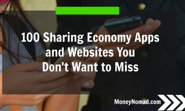 Photo of [2020] 100+ Sharing Economy Apps and Websites You Don't Want to Miss