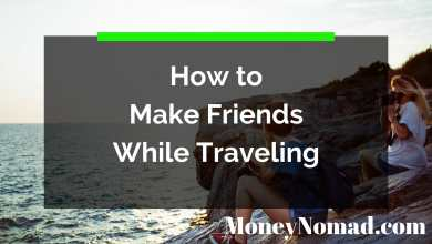 How to Make Friends While Traveling