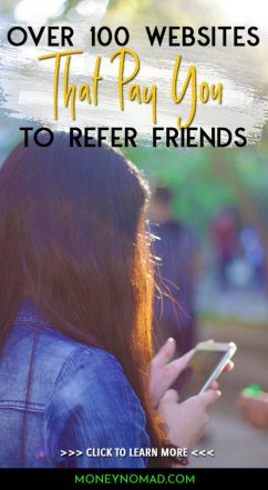 Over 100 Websites that Pay You to Refer Friends [2019