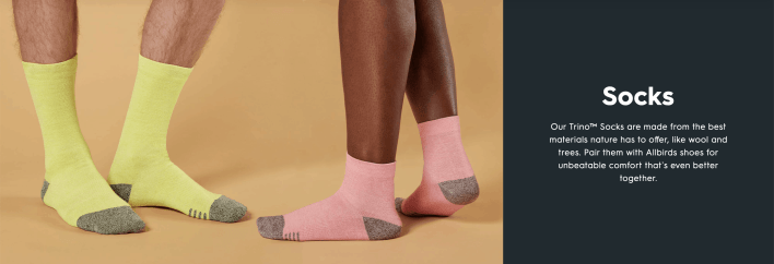 Allbirds Trino Socks