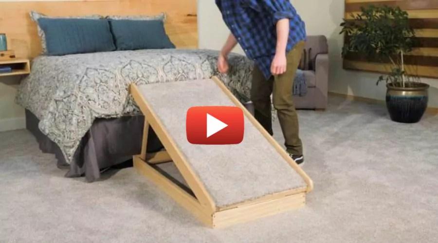 DIY Dog Ramp