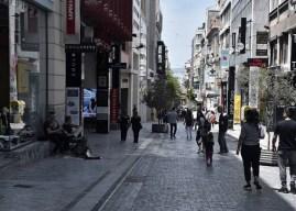 Έρευνα ΕΒΕΑ: Το 75% φοβάται για λουκέτα σε επιχειρήσεις