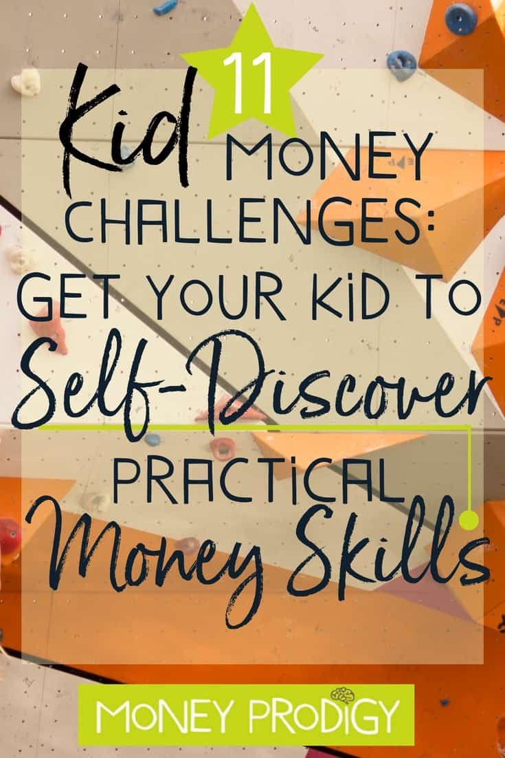 11 Money Challenges For Kids To Teach Practical Money Skills