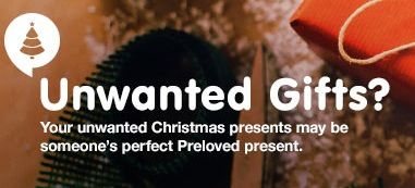 Sell your unwanted Xmas gifts online