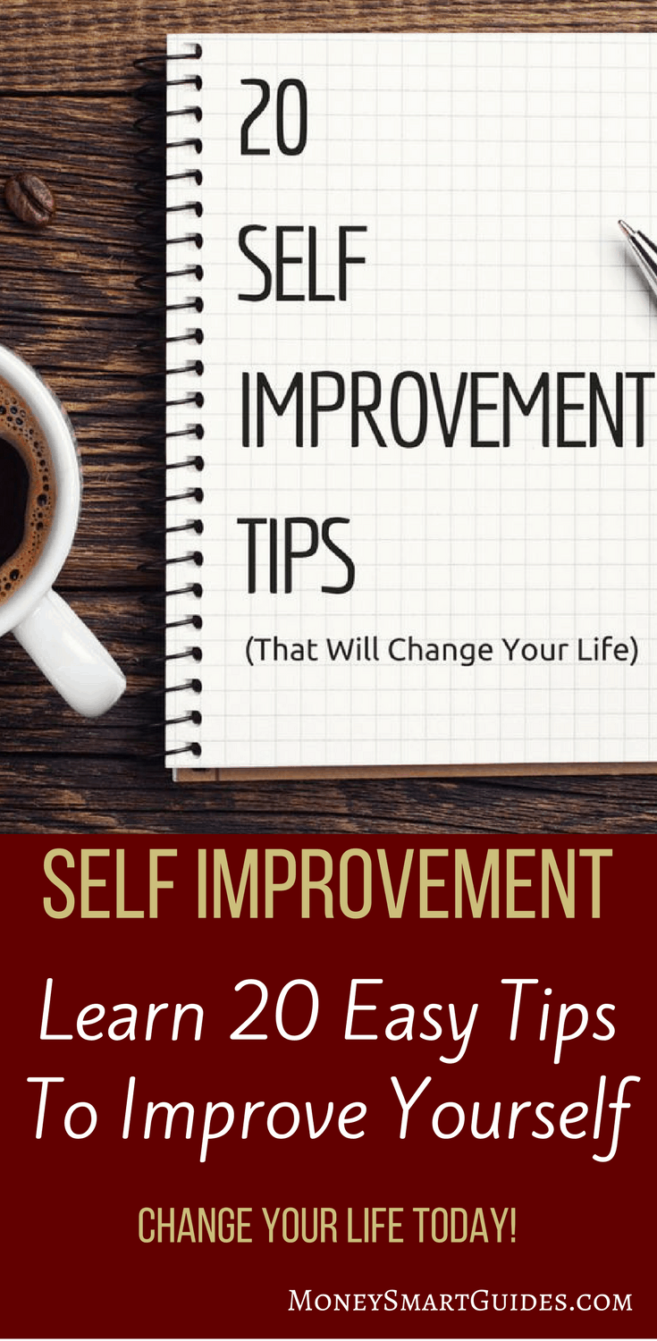 Ideas Advice Self Improvement
