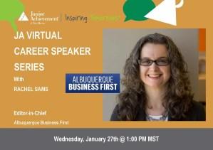 Career Speaker Series- @ Google Meet |  |  |