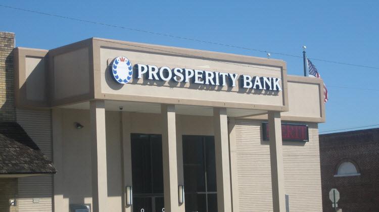 Prosperity Bank Promotions