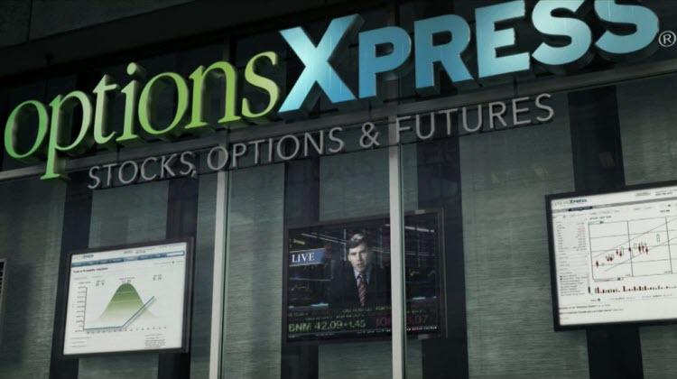 OptionsXpress Promotions