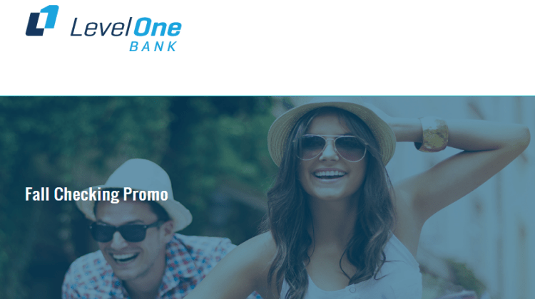 Level One Bank Bonuses