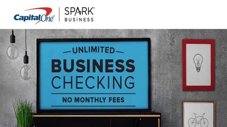 Capital One Spark Business Checking