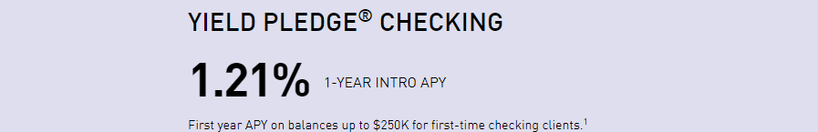 EverBank Yield Pledge Checking Bonus