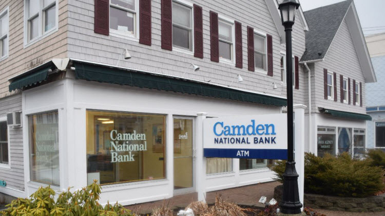 Camden National Bank Promotions