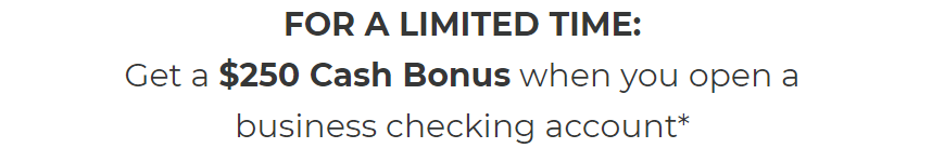 Union Bank and Trust Business Bonus
