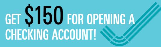 Provident Credit Union Checking/Savings $150 To $250 Bonuses