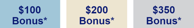 Harborone Bank $100 $200 $350 Checking Bonuses