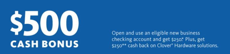 Santander $500 Business Checking Bonus