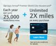 Barclays Arrival $250 Bonus