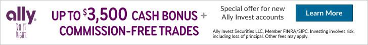 Ally Invest Bonus