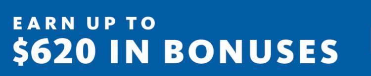 Santander $620 Business Bonus