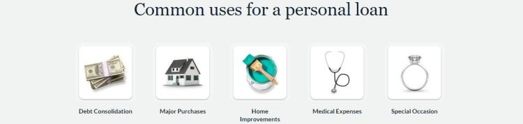 LendingTree Personal Loan Uses