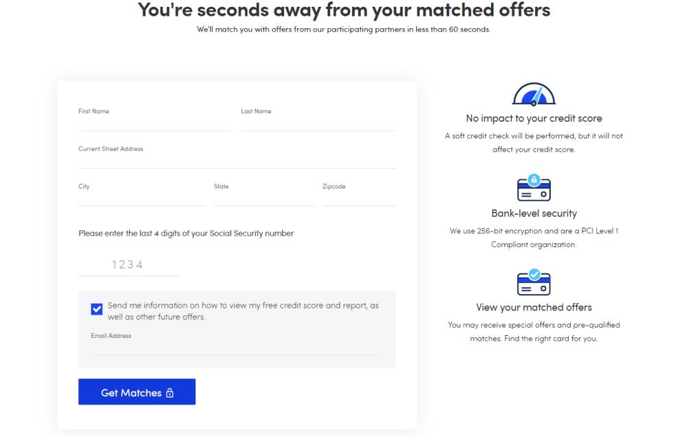 Cardmatch credit card offers legit or scam cardmatch reheart Choice Image