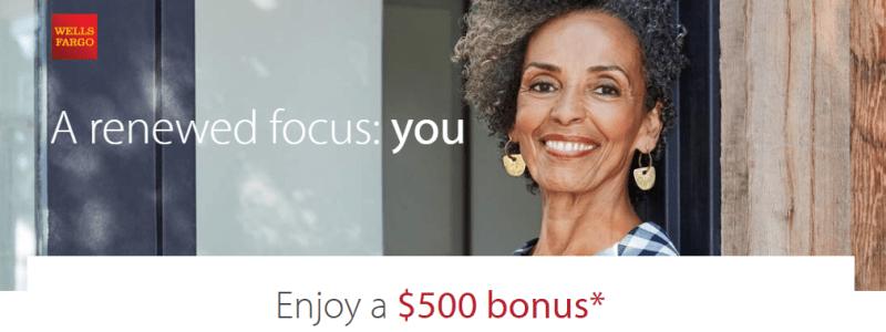 wells fargo $200 checking bonus