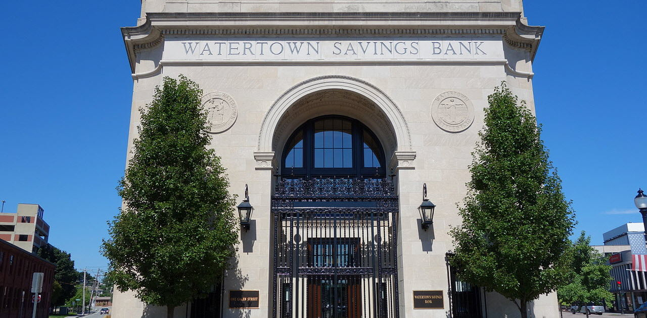 Watertown Savings Bank Promotions
