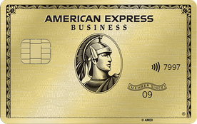 American Express Business Gold Card Up To $500 Back