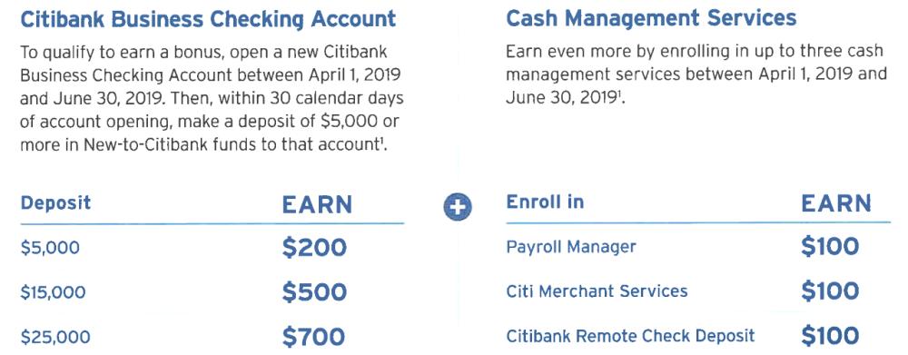 Citibank $200, $400, $500, $600, 30k AAdvantage Miles Bonuses