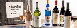 Martha Stewart Wine Co. Promotions: Give $50, Get $50 Referrals