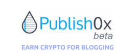 Publish0x Crypto-Powered Blogging Promotions: 5% Commission Referral Bonuses
