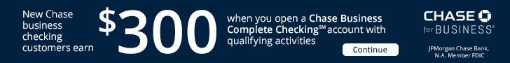 Chase Business Bonus