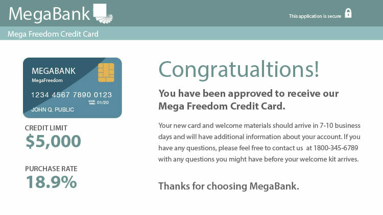 Credit cards that offer rewards are a great way to get money back on purchases you already make. What Credit Limit Will I Get When I Apply For A Credit Card