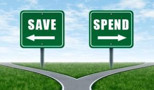 saver or spender