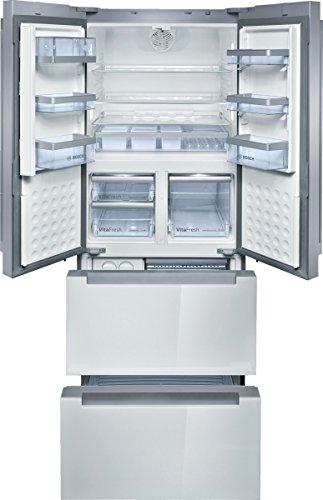 bosch kmf40sw20 frigo am ricain frigos am ricains autonome blanc. Black Bedroom Furniture Sets. Home Design Ideas