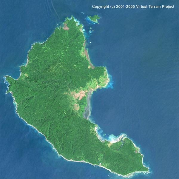 Isla de Coiba, Parque Nacional Marino de Coiba