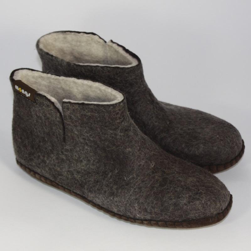 h ttenschuhe pantoffeln puschen filzschuhe fairtrade mongolei mongs handgefertigt. Black Bedroom Furniture Sets. Home Design Ideas