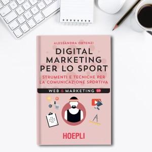 Digital Marketing per lo Sport di Alessandra Ortenzi