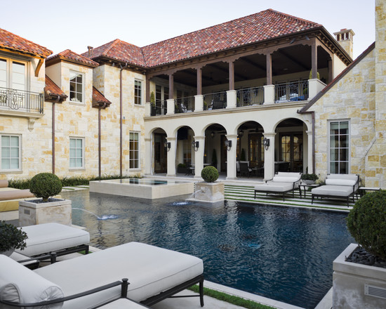 Private Residence ( Garden Modern Pool Dallas)