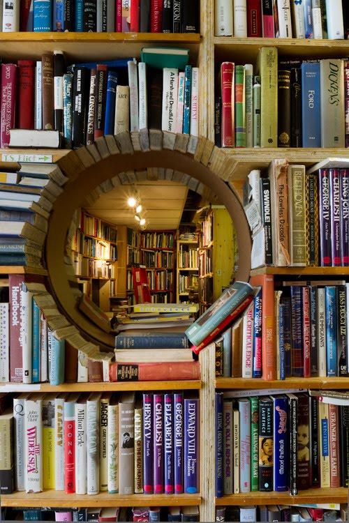 Literary Portal, Dartmouth, New Hampshire