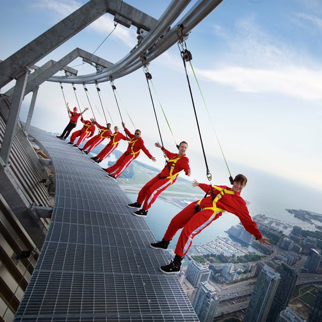 EdgeWalk, CN Tower, Toronto