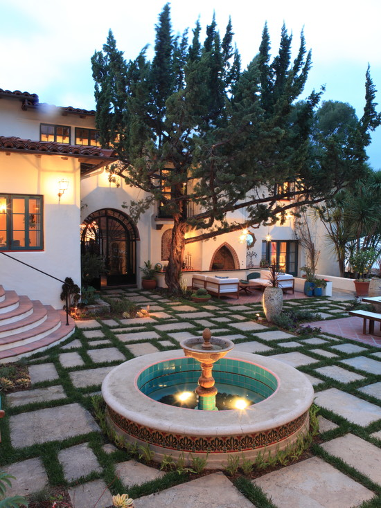 Andalusian Courtyard (Los Angeles)