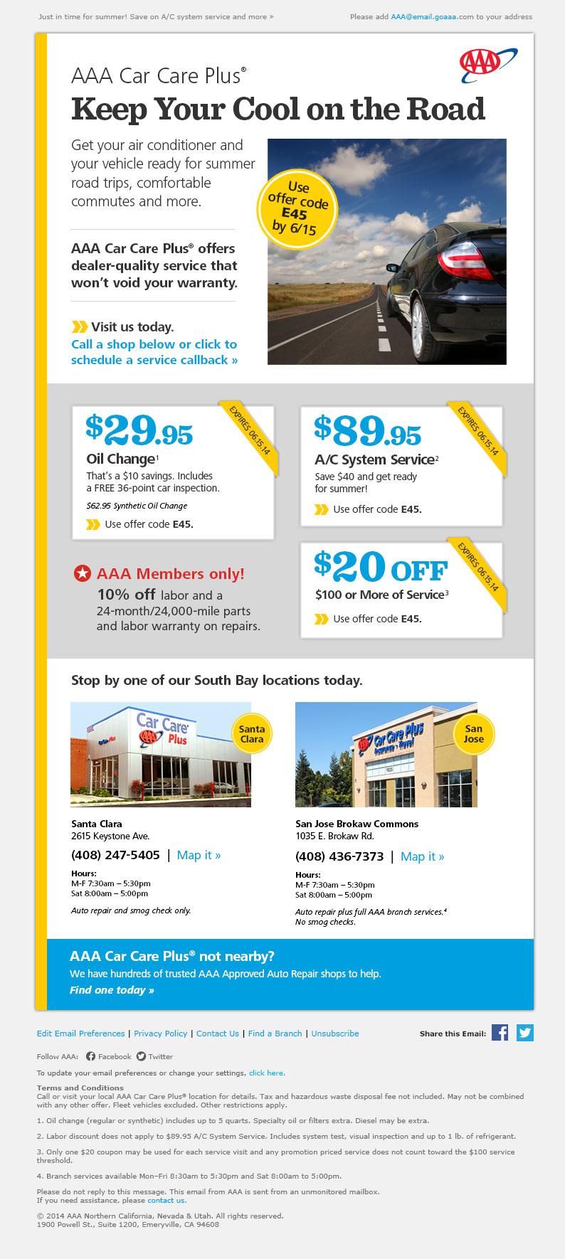 Car Care Plus email