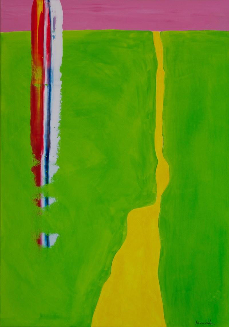 Abstract landscape | Monica Lerda | 2