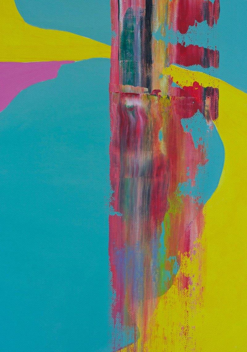 Abstract landscape | Monica Lerda | 7