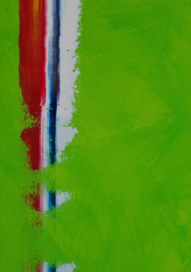 Abstract landscape | Monica Lerda | 8