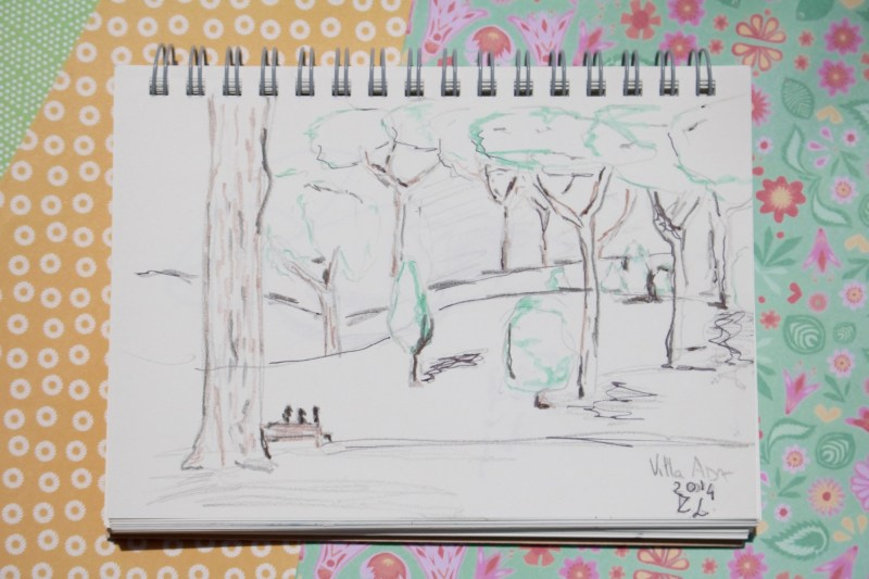 Sketchbook | Monica Lerda | 12