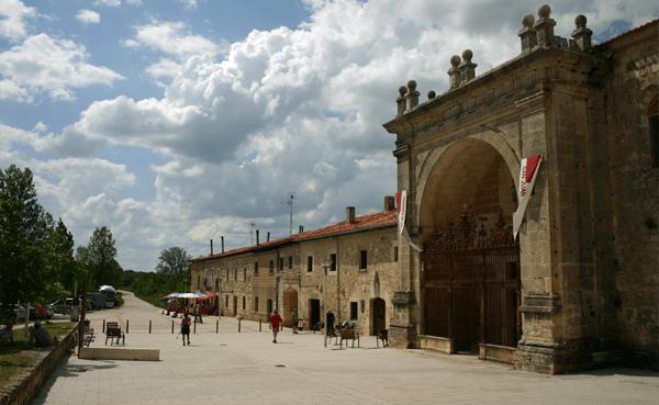Albergue-Monasterio-San-Juan-in-San-Juan-de-Ortega