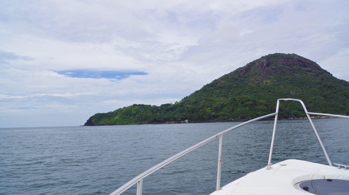 Ilha Montão de Trigo, uma viagem à simplicidade.