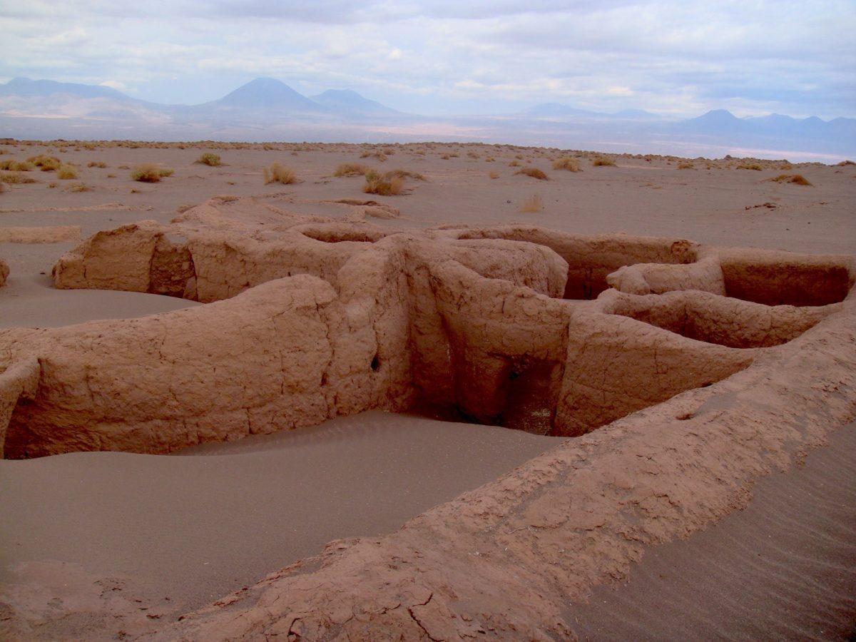Tulor e Pukará de Quitor, os sítios arqueológicos do deserto. Deserto do Atacama (parte5)